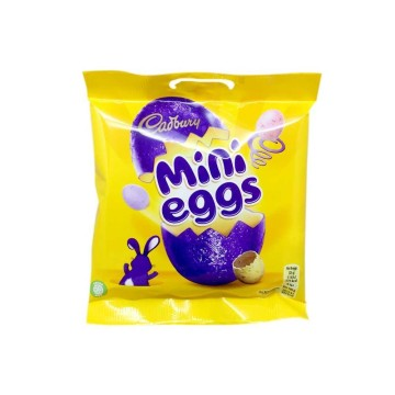 Cadbury Mini Eggs 80g/ Huevos Chocolate con Leche