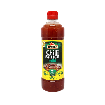 Inproba Chilli Sauce Mild 500ml/ Salsa Chile Media