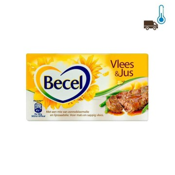 Becel Vlees&Jus 200g/ Margarine for Cooking