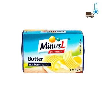 MinusL Butter Laktosfrei 125g/ Mantequilla Sin Lactosa