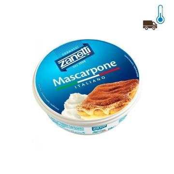 Zanetti Mascarpone 250g/ Tarrina Mascarpone