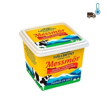 Fjällbrynt Messmör Fetthalt 5% 450g/ Butter