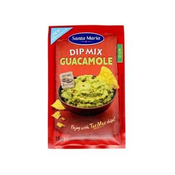 Santa Maria Guacamole Dip Mix 15g/ Preparado Guacamole