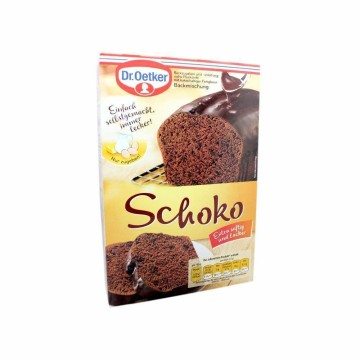 Dr.Oetker Schokokuchen Backmischung 485g/ Mix for Chocolate Cake