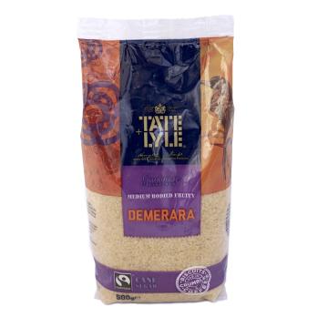 Tate&Lyle Demerara Sugar 500g/ Azúcar Afrutado