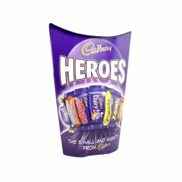 Cadbury Heroes Carton 185g/ Bombones