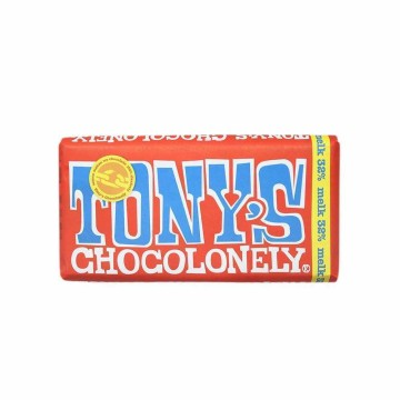 Tony's Chocolonely 32% Melk 180g/ Chocolate con Leche