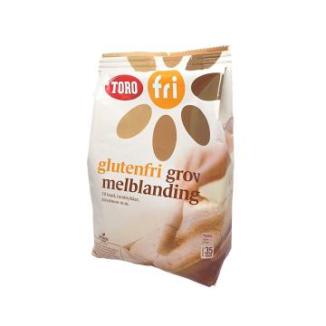 Toro Glutenfri Grov Melblanding 406g/ Harina Trigo Gruesa Sin Gluten