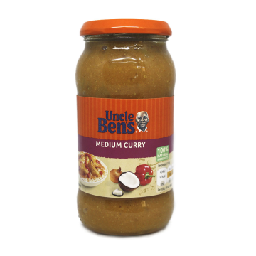 Uncle Ben's Curry Sauce 440g