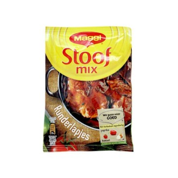 Maggi Stoof Mix Runderlapjes 38g/ Mix para Salsa Filetes de Ternera