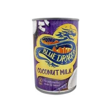 Blue Dragon Coconut Milk 400ml/ Extracto Coco