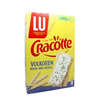 Lu Cracotte Volkoren 250g/ Whole Grain Crackers