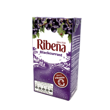 Ribena Blackcurrant Juice 250ml
