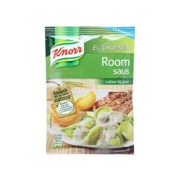 Knorr Roomsaus Bij Groenten/ Sauce for Vegetables