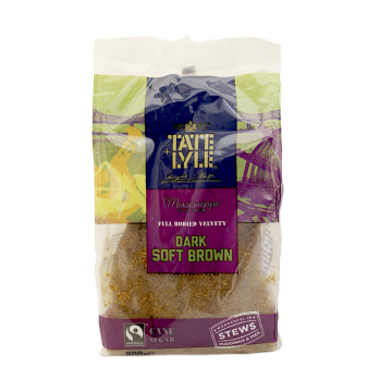 Tate & Lyle Dark Soft Brown Sugar 500g