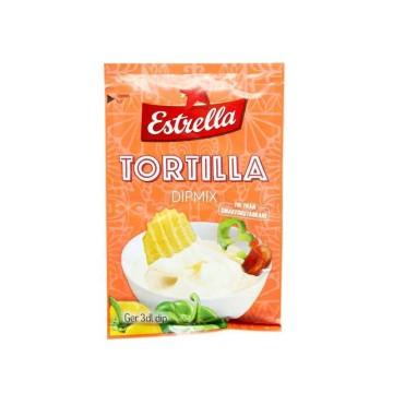 Estrella Tortilla Dipmix 28g/ Mezcla para Salsa Dipear