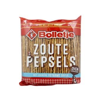 Bolletje Zoute Pepsels 180g/ Bretzel Sticks