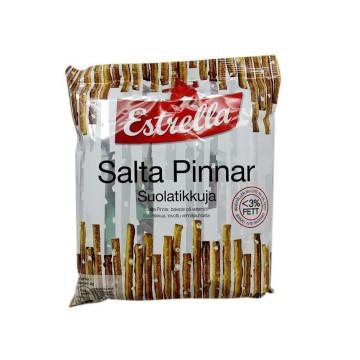 Estrella Salta Pinnar 100g/ Palitos Salados