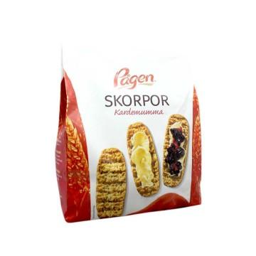 Pågen Skorpor Kardemumma 225g/ Cardamom Toasts