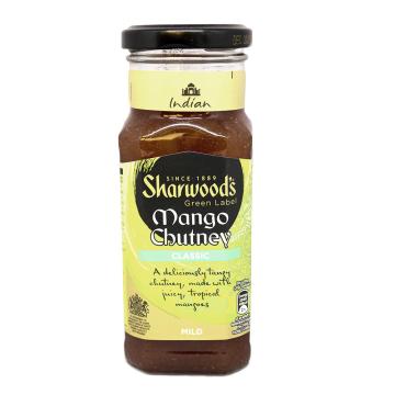 Sharwood's Mango Chutney Mild 360g