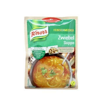 Knorr Zwiebel Suppe 62g/ Onion Soup