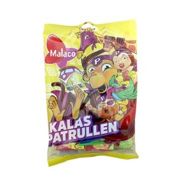 Malaco Kalas Patrullen 135g/ Mezcla de Golosinas