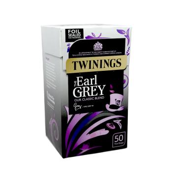 Twinnings Earl Grey x50/ Té Earl Grey