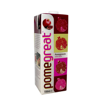 Pomegreat Pomegranate Juice 1L/ Zumo de granada