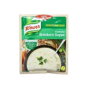 Knorr Fränkische Grünken Suppe 56g/ Sopa Francesa de Verduras