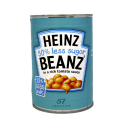 Heinz Baked Beans Reduced Sugar & Salt 400g/ Alubias en Tomate