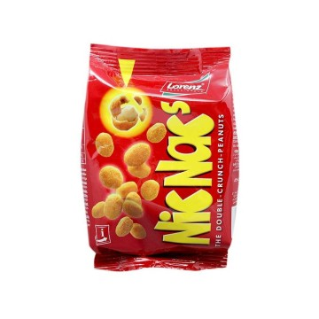 Lorenz Nic Nacs Crunchy Peanuts 125g