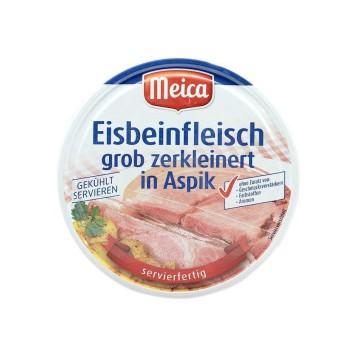 Meica Eisbeinfleisch in Aspik 200g/ Conserva de Carne en Gelatina