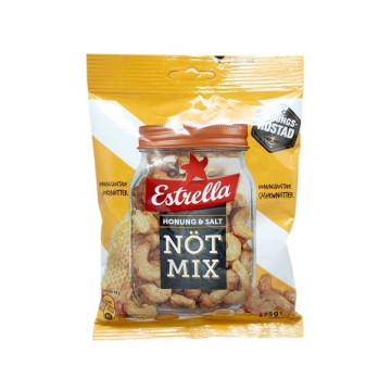 Estrella Honung & Salt Nötmix 175g/ Salt&Honey Nut Mix