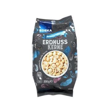 Edeka Erdnusse Kerne Gerostet&Ungesalzen 200g/ Natural Roasted Peanuts