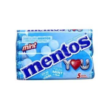 Mentos Mint x5/ Caramelos Menta