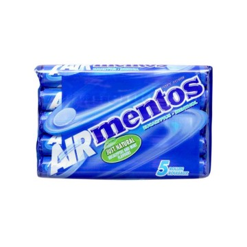 Mentos Air Eucalyptus Menthol x4/ Caramelos Eucalipto y Menta