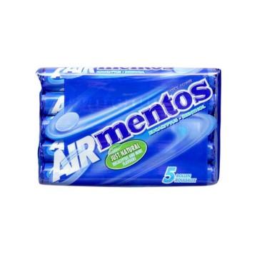 Mentos Air Eucalyptus Mentholx4/ Caramelos Eucalipto y Menta