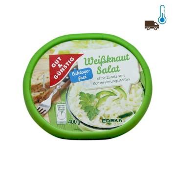 Gut&Günstig Weißkraut Salat 400g/ Chucrut Salad