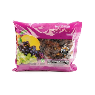 Heritage Mixed Fruit 500g/ Mezcla Frutas