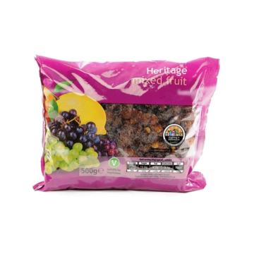 Heritage Mixed Fruit 500g/ Mezcla Frutas
