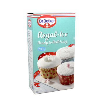 Dr.Oetker Regal-Ice Roll White Icing 454g