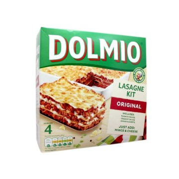 Dolmio Lasagne Kit Original 807g