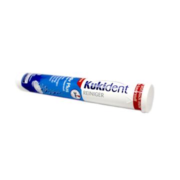 Kukident Aktiv Plus Express x33/ Pastillas para dentadura