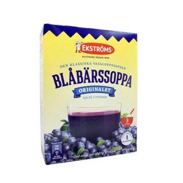 Ekströms Blåbärssoppa Pulver 3L/ Sopa de Arándanos
