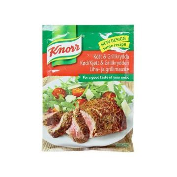 Knorr Kött & Grillkrydda 88g/ Potenciador de Sabor
