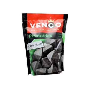 Venco Piramides Zacht Zoet 250g/ Licorice Candies