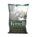 Tyrrell's Crisps Salt & Cider Vinegar 150g/ Patatas Sal y Vinagre Sidra
