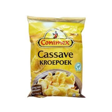Conimex Cassave Kroepoek 75g/ Yucca Prawn Crackers