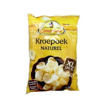 Conimex Kroepoek Naturel XL 120g/ Prawn Crackers