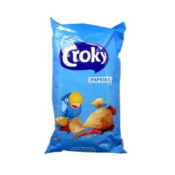 Croky Paprika Chips 270g